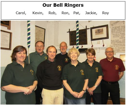 Our Bell Ringers