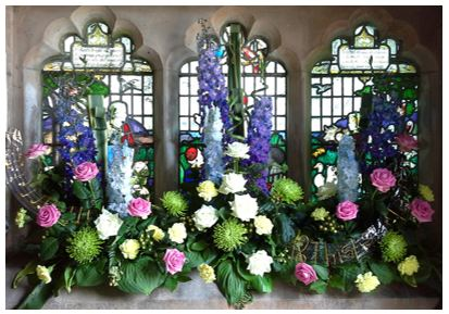 childrens window flowers